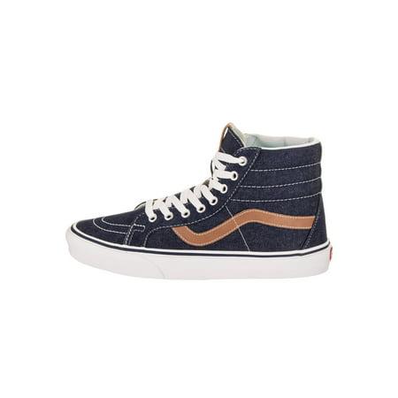 c49f881130 Vans Unisex Sk8-Hi Reissue (Denim C L) Skate Shoe - image 1 ...