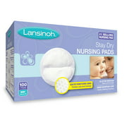Lansinoh Disposable Nursing Pads, 100 Pads