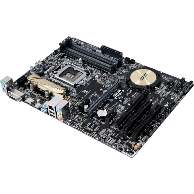 Asus Z170-P Desktop Motherboard - Intel Z170 Chipset - So...