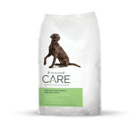 Diamond Care Sensitive Skin Dry Dog Food, 25 Lb