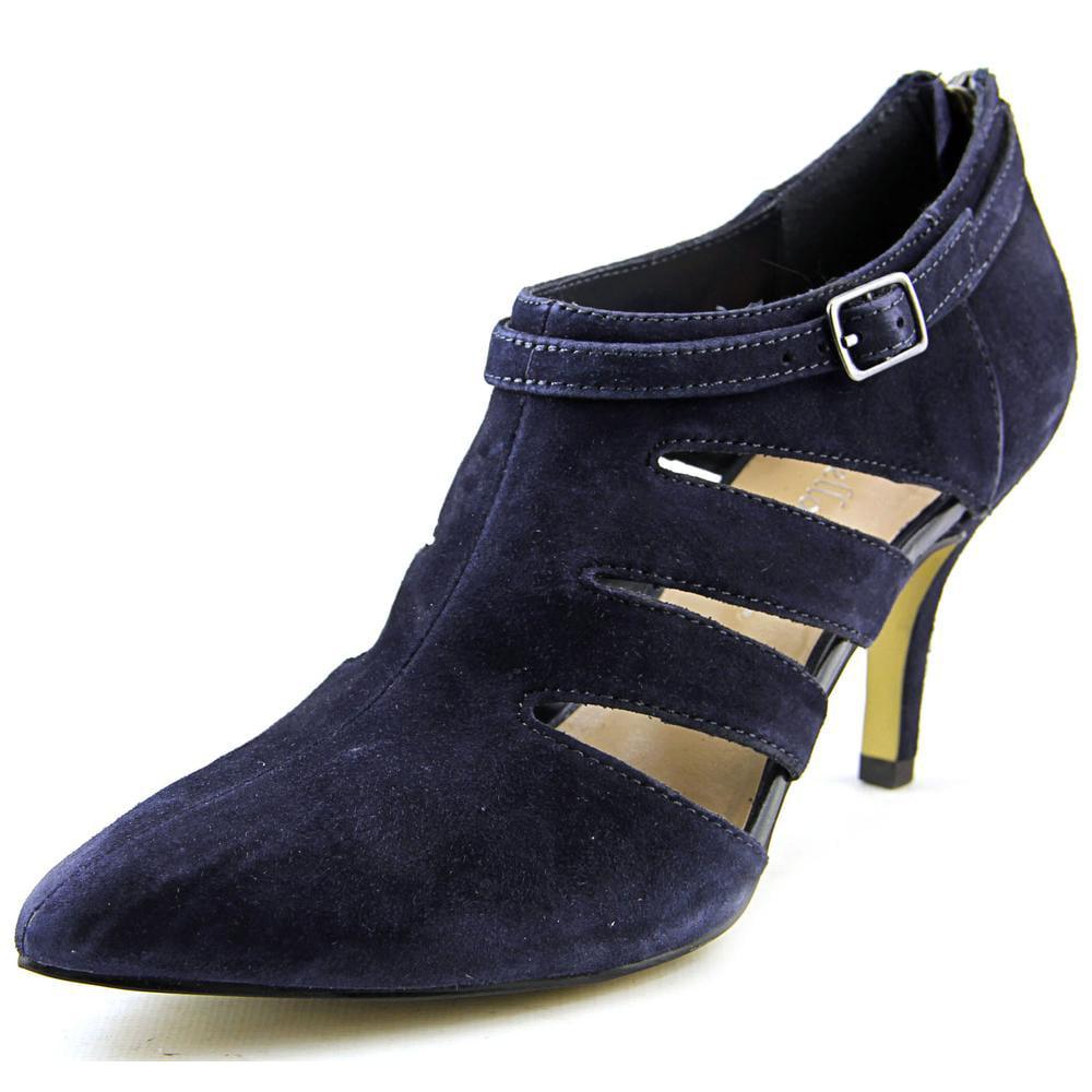 Bella Vita Dylan Women W Pointed Toe Suede Heels by Bella Vita