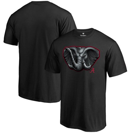 Alabama Crimson Tide Fanatics Branded Big & Tall Midnight Mascot T-Shirt - Black ()