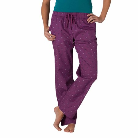 Skipjack Wood - Southern Tide Womens Skipjack Print Lounge Pants (Wood Violet, X-Small)