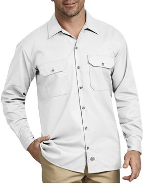 93a81c2da4599b Product Image Men's Original Fit Long Sleeve Twill Work Shirt