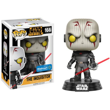 Pop! Star Wars Rebels The Inquisitor 166 Vinyl Bobble-Head