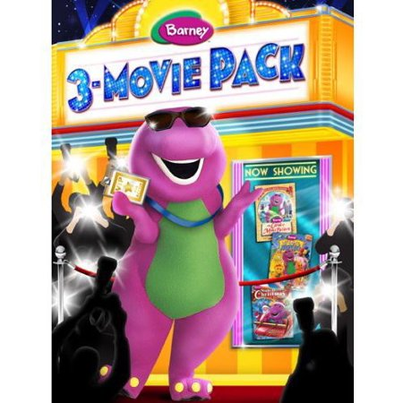 Barney & Friends 3-Movie Pack