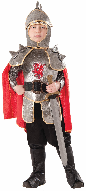 Как сшить костюм рыцаря для мальчика своими руками? 49