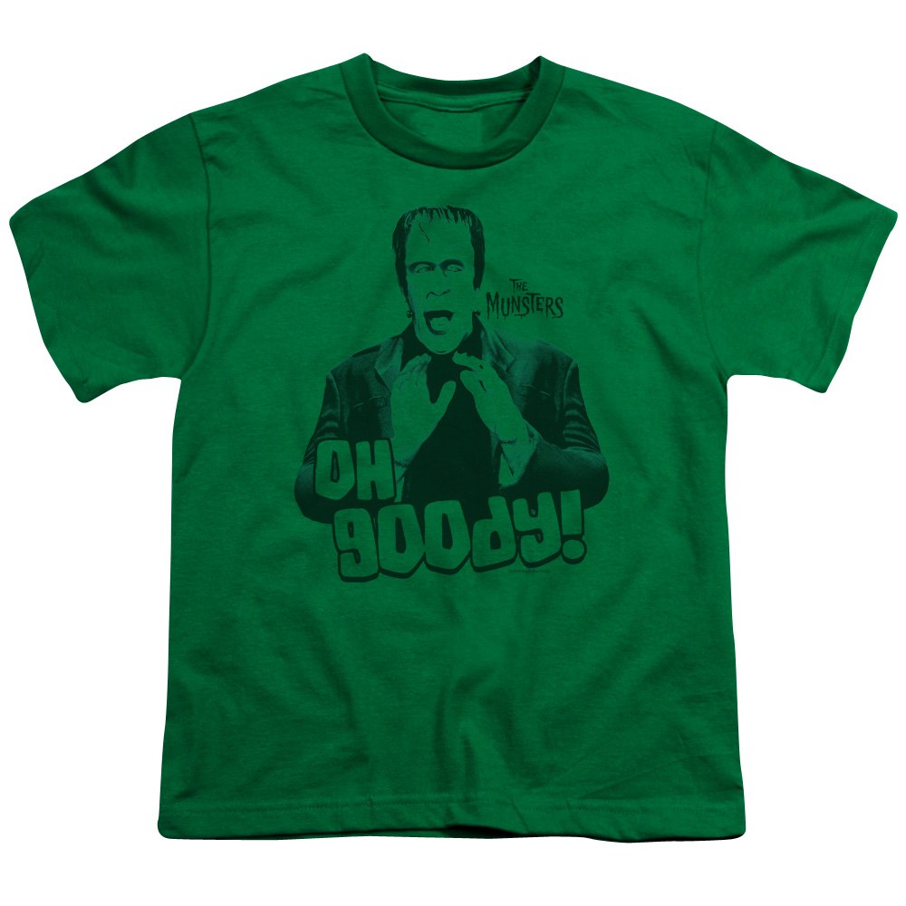 The Munsters Oh Goody Big Boys Shirt