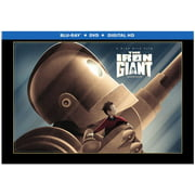 The Iron Giant: Signature Edition Ultimate Collectors Edition (Blu-ray) by WARNER HOME VIDEO