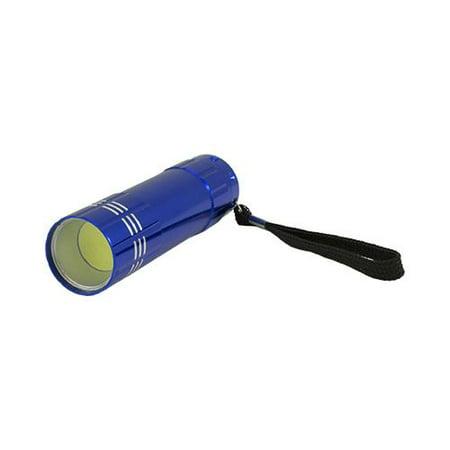 Promier Products P-COB9FTHN-16/64 COB MTL Flashlight DSP