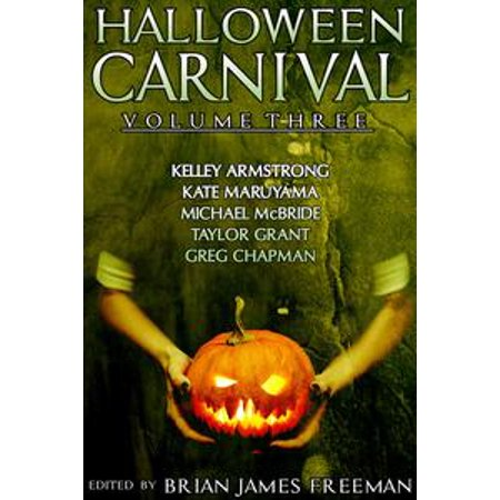 Halloween Carnival Ideas Games (Halloween Carnival Volume 3 -)