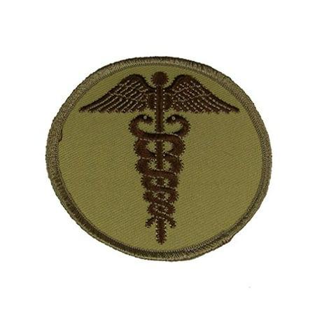 Desert Squadron Patch (MEDICAL CADUCEUS 3