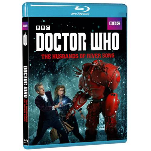 Doctor Who: The Husbands Of River Song (Blu-ray) (Widescreen)