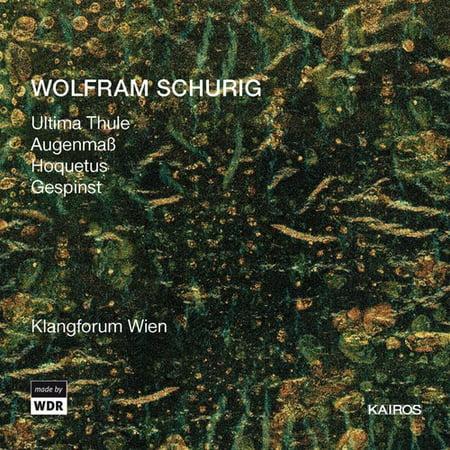 Bik Molinari Sound Forum Vie   Wolfram Schurig  Ultima Thule  Augenma   Hoquetus  Gespinst  Cd
