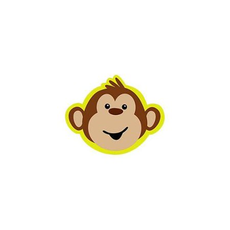 Monkey Around Invitations (8-pack) - Party Supplies