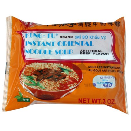 Oriental Style Beef Noodle(30 packages)](Oriental Noodles)