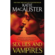 Sex, Lies, and Vampires - eBook
