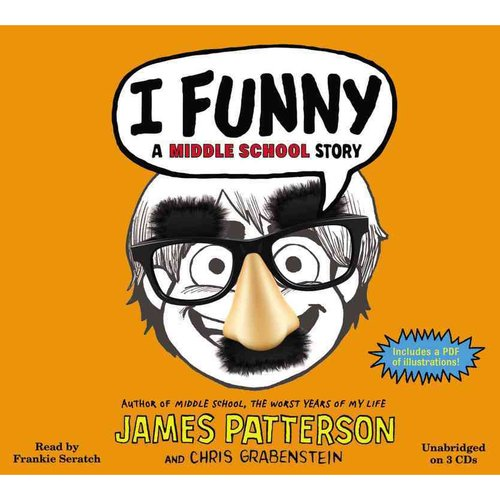I Funny: A Middle School Story: Includes Pdf