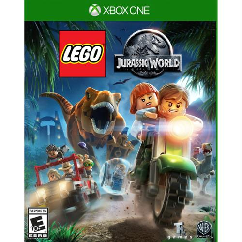 Wb Lego Jurassic World - Action/adventure Game - Xbox One (1000565140)