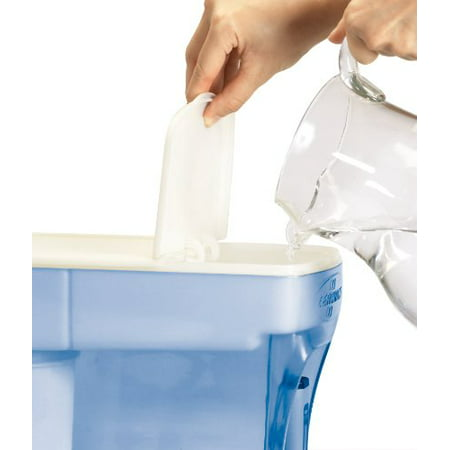 - ZeroWater ZD-018 23-Cup Water Dispenser and Filtration System