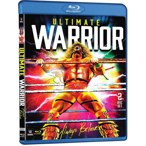 WWE: Ultimate Warrior: Always Believe (Blu-ray) WWEBR542838