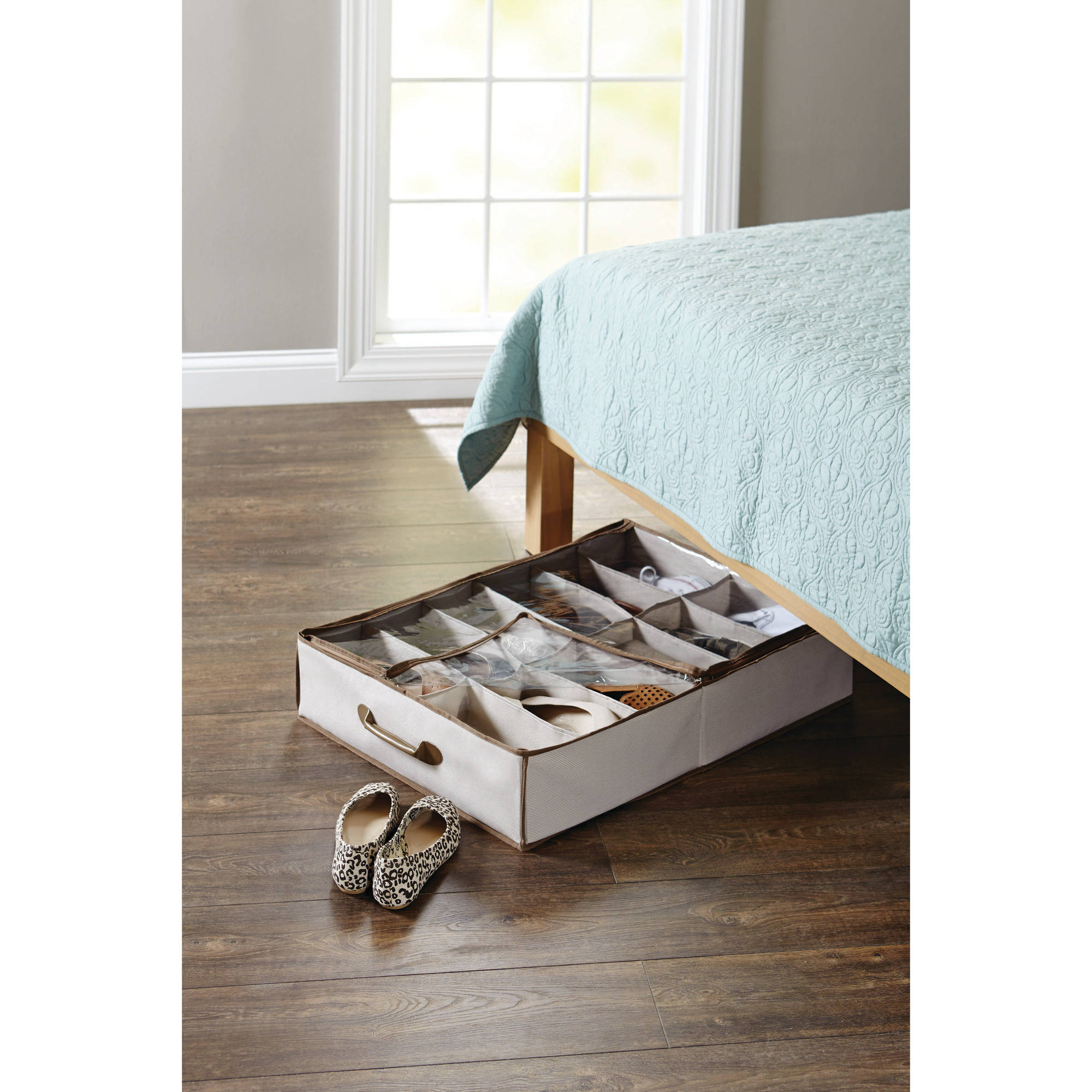 Better Homes and Gardens Underbed Shoe Organizer