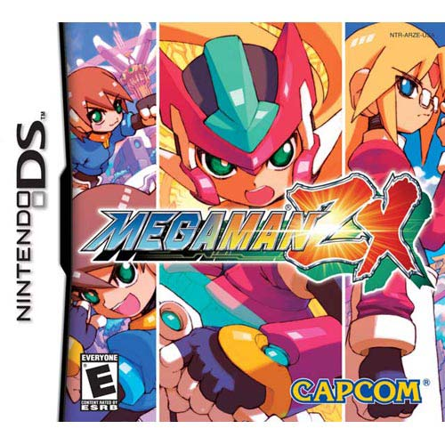 Mega Man ZX (DS)