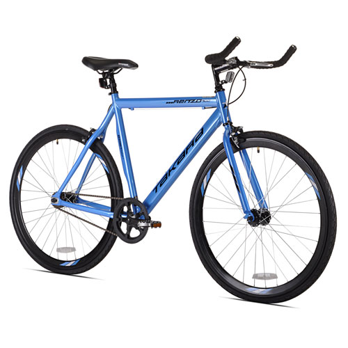 Takara Renzo Blue 700c Mens Fixie Bike