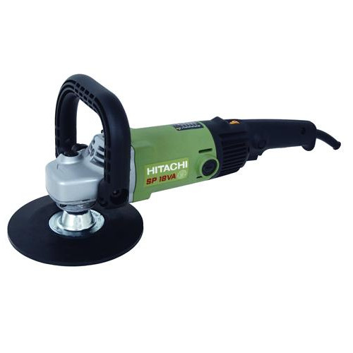 "Hitachi SP18VA(H) Sander Polisher 7"" 0 3400 RPM by Hitachi Power Tools"