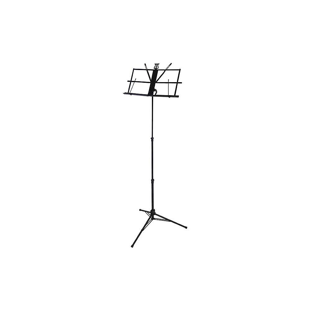 Peak Music Stands Wire Music Stand Black by Peak Music Stands