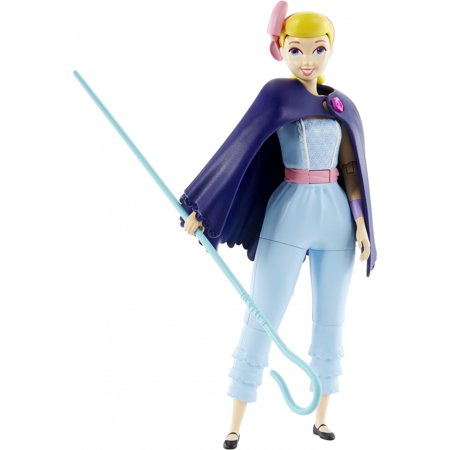 Disney/Pixar Toy Story 4 True Talkers Bo Peep Figure with 15+ Phrases (Toy Story Girl Characters)