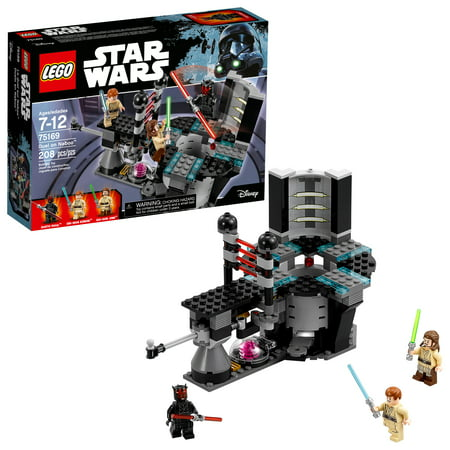 - LEGO Star Wars TM Duel on Naboo 75169 (208 Pieces)