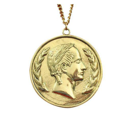 Caesar's Coin Necklace