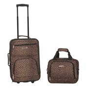 Rockland Luggage Rio SoftSide 2-Piece Carry-On Luggage Set
