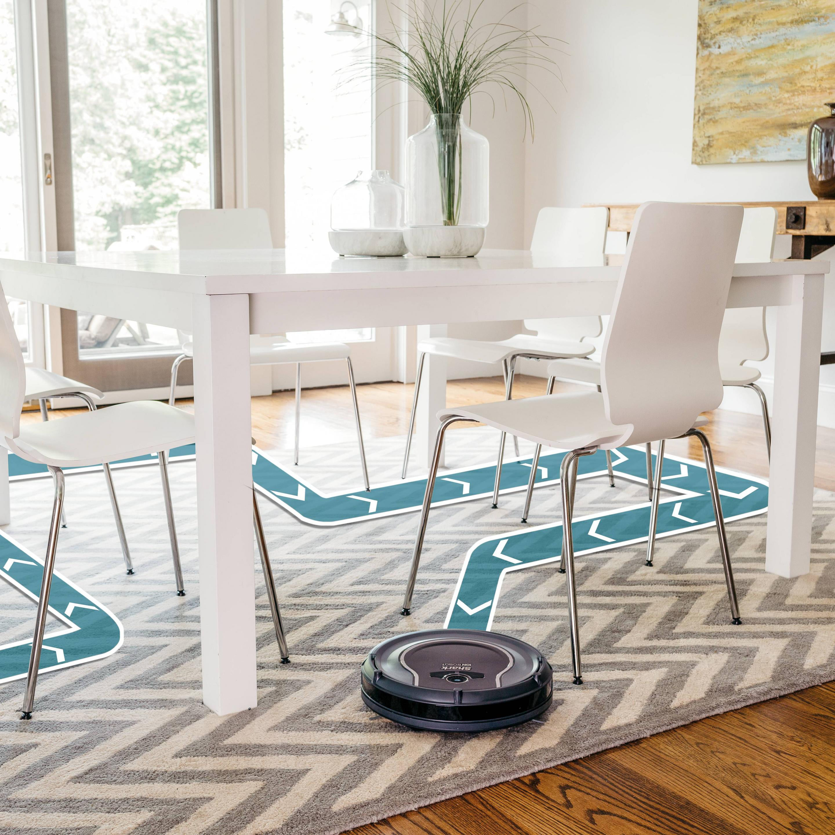 Shark ION RV700 Robot Vacuum with Easy Scheduling Remote - Walmart.com