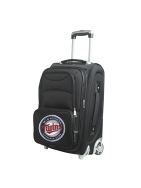 "Minnesota Twins 21"" Rolling Carry-On Suitcase - No Size"