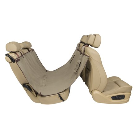 PetSafe Happy Ride Hammock Seat Cover, Tan