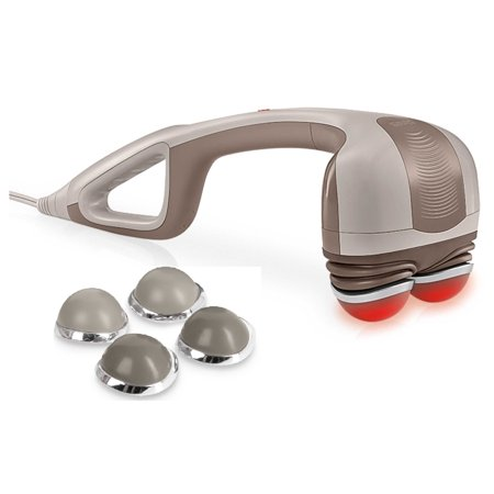 Homedics Percussion - HoMedics Percussion Action Massager With Heat