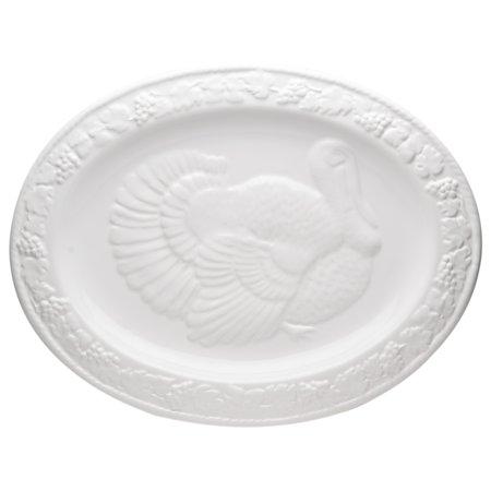 Red Vanilla Classic Italian 18-inch Turkey Platter ()