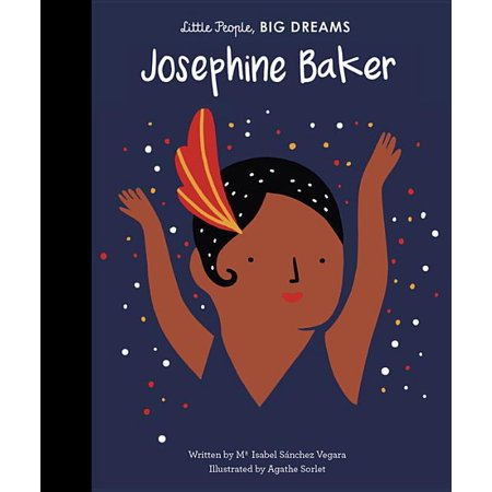 Josephine Baker (Hardcover) Josephine Baker Famous