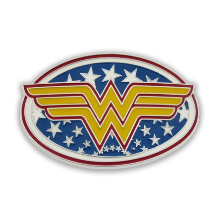 Wonder Woman Belt Buckle Ladies Girly Super Mother Day Logo Halloween Costume (Carrie's Mom Halloween Costume)