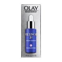 Olay Regenerist Retinol 24 Night Serum, Fragrance Free, 1.3 fl oz