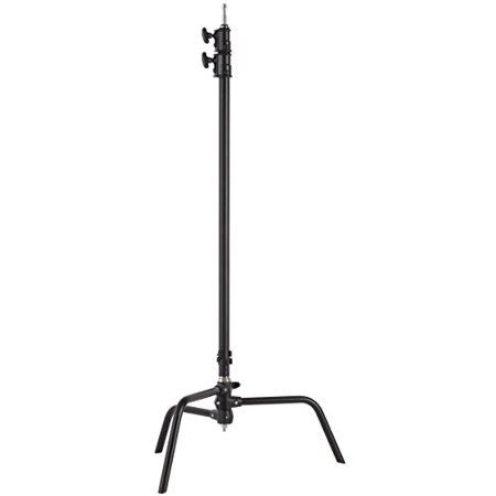 40  Double Riser C-Stand (Black) ()