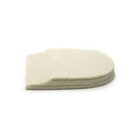 New Felt Heel Cushion Pad 1/2