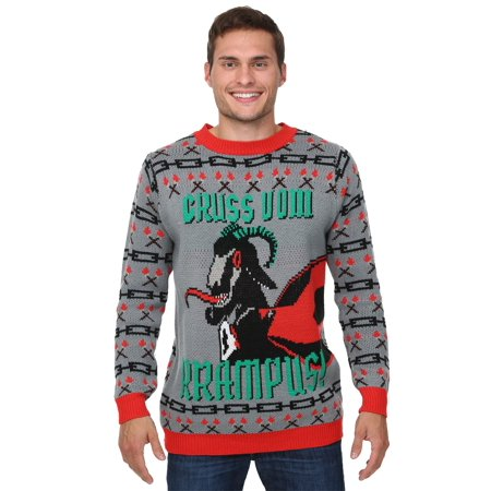 Krampus Christmas Sweater for $<!---->