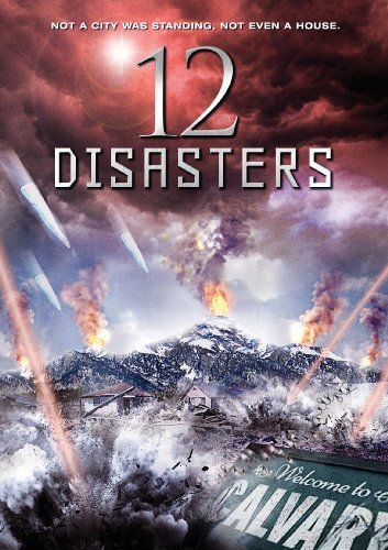12 Disasters (DVD) by Startz/Anchor Bay