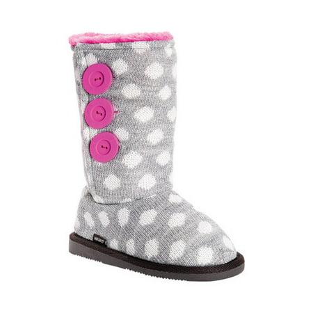 e1fd496da1b0 Muk Luks - Girls  MUK LUKS Malena Boot - Walmart.com