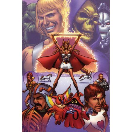 He-Man and She-Ra: A Christmas Special POSTER Movie B (27x40) (He Man And She Ra Costumes)