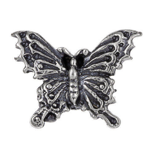 Sterling Essentials Signature Moments Sterling Silver Butterfly Bead