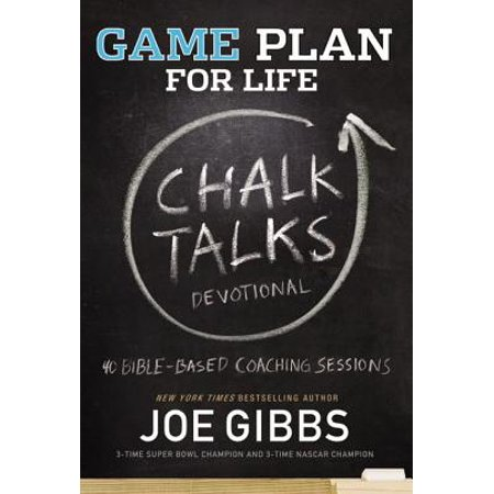Game Plan for Life Chalk Talks (No One To Talk With All By Myself)